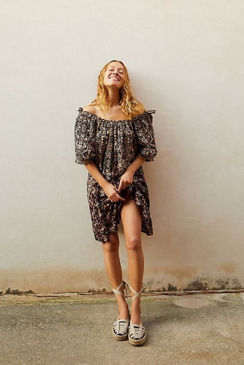 Free People - Robe bardot
