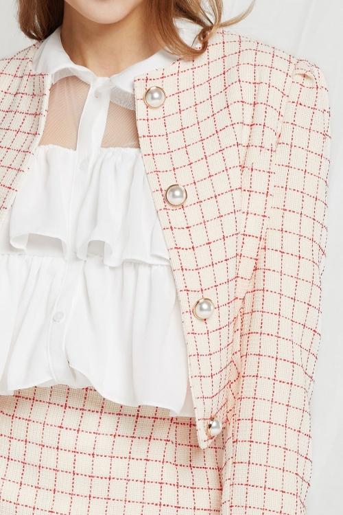 Storets - Veste en tweed