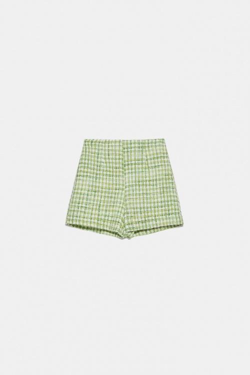 Zara - Short en tweed