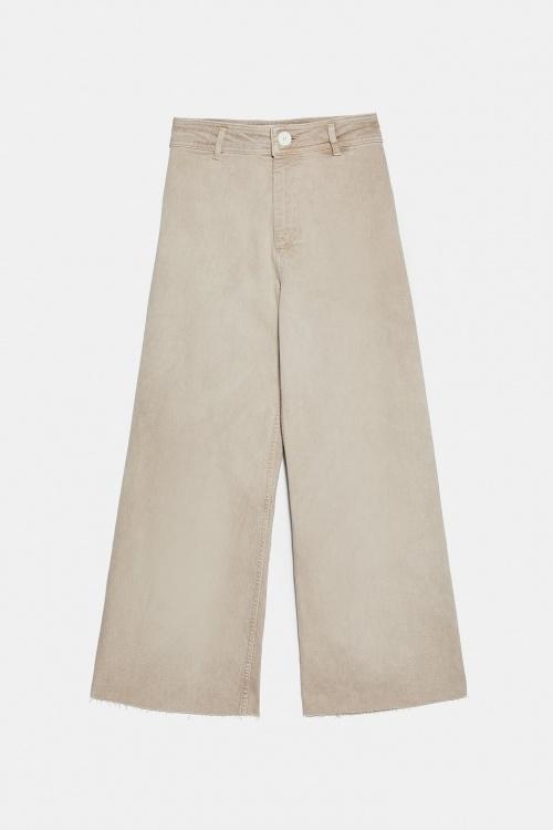 Zara - Jean beige