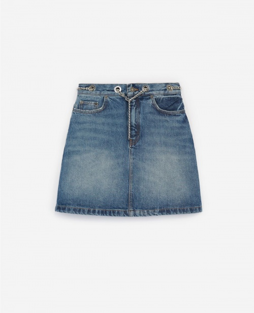 The Kooples - Jupe en jean