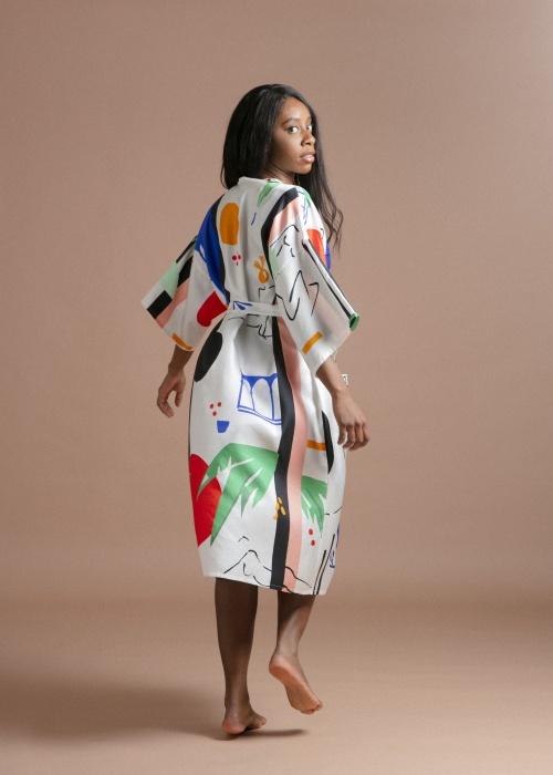 Ika Paris - Kimono