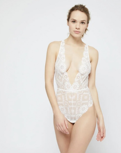 Etam - Body blanc