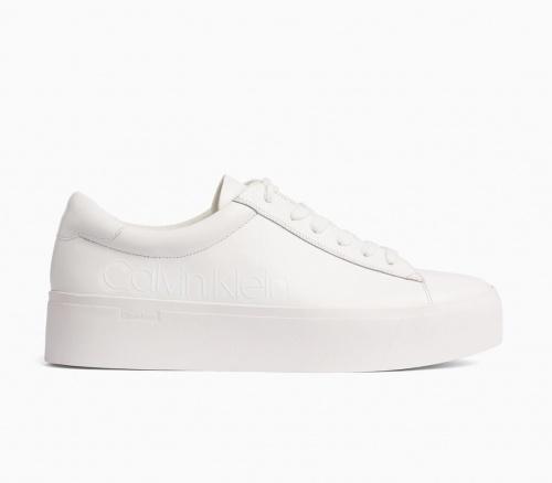Calvin Klein - Baskets blanches