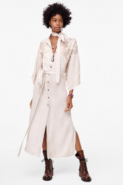 Zara - Kimono long