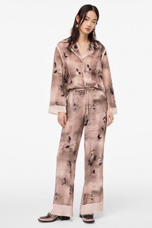 Zara - Pantalon imprimé