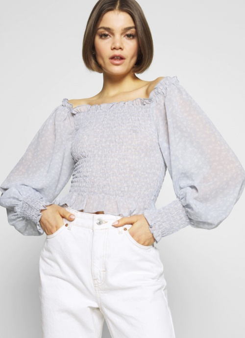 Nlly by Nelly - Blouse romantique
