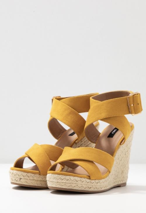 Only Shoes - Espadrilles compensées