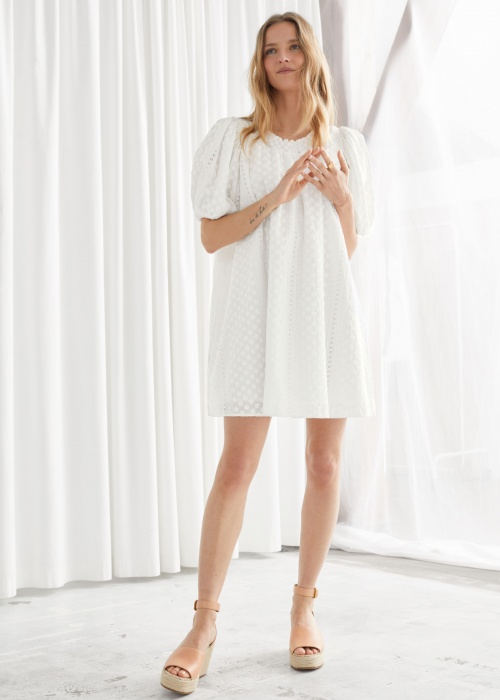& Other Stories - Robe babydoll