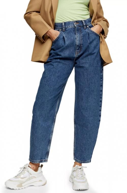 Topshop - Jean baggy