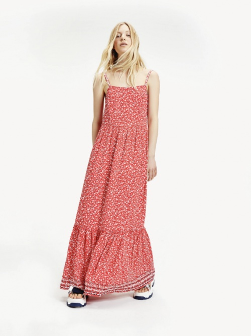 Tommy Hilfiger - Maxi dress à fleurs