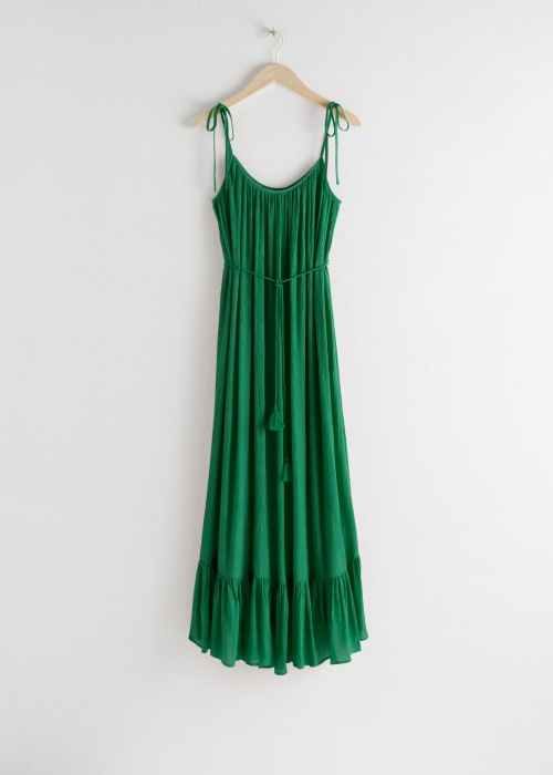 &Otherstories - Robe maxi