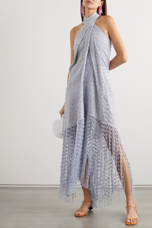 JACQUEMUS - Robe longue