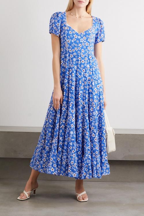 RIXO - Maxi dress