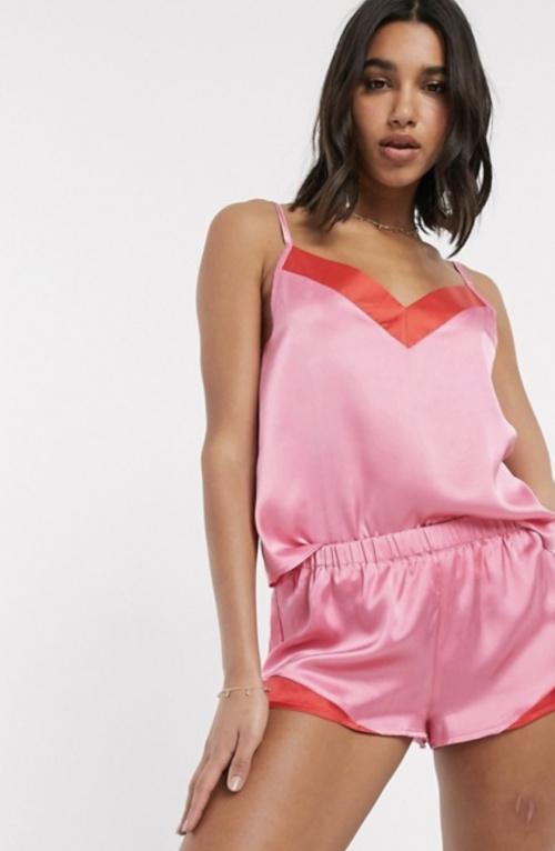 Asos - Pyjama en satin