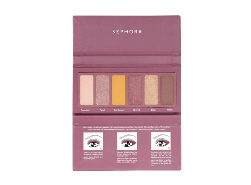 Sephora Collection - Palette Yeux #Eyestories