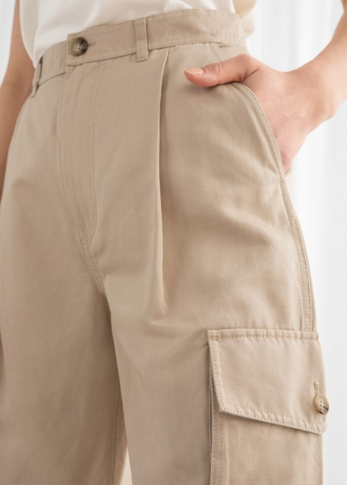 &Otherstories - Pantalon cargo