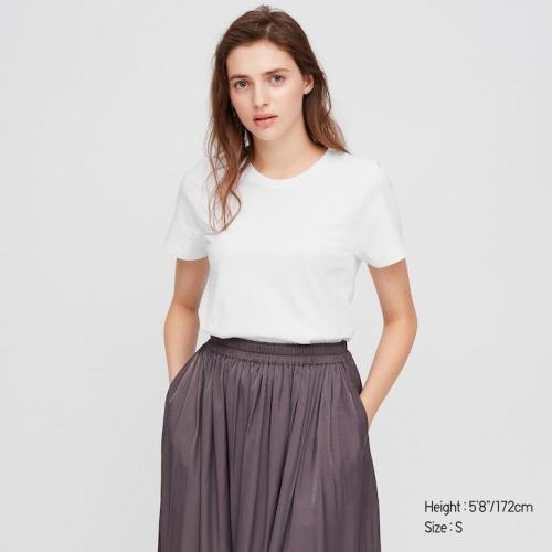 Uniqlo - T-shirt blanc