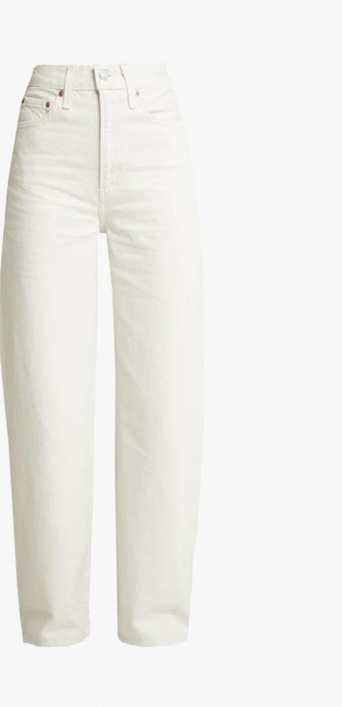 Levis - Jean blanc