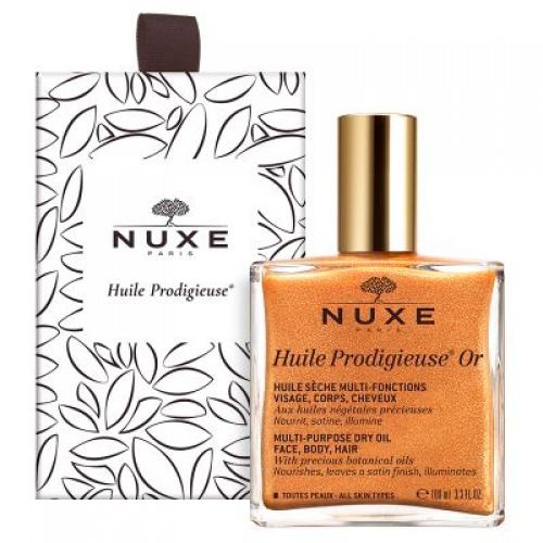Nuxe - Huile Prodigieuse Or