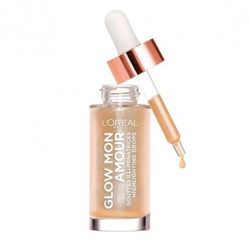 L'Oréal Paris - Glow mon amour, Gouttes Illuminatrices Highlighter liquide