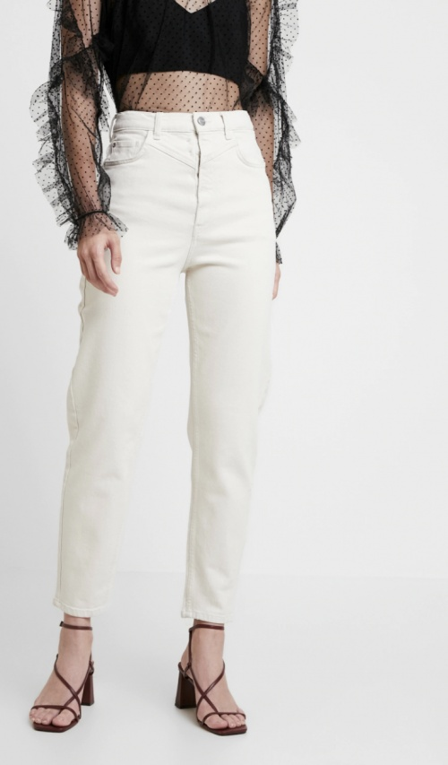 Pepe Jeans - Jean blanc