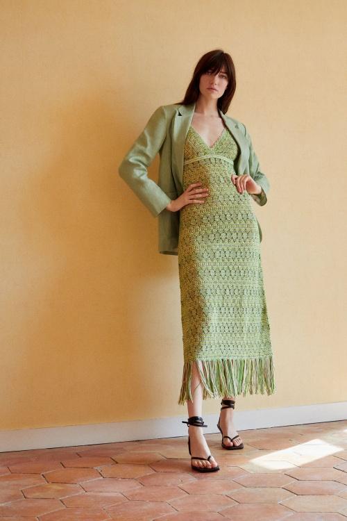Zara - Robe en maille
