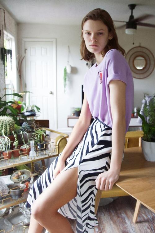 Zara - Jupe imprimée