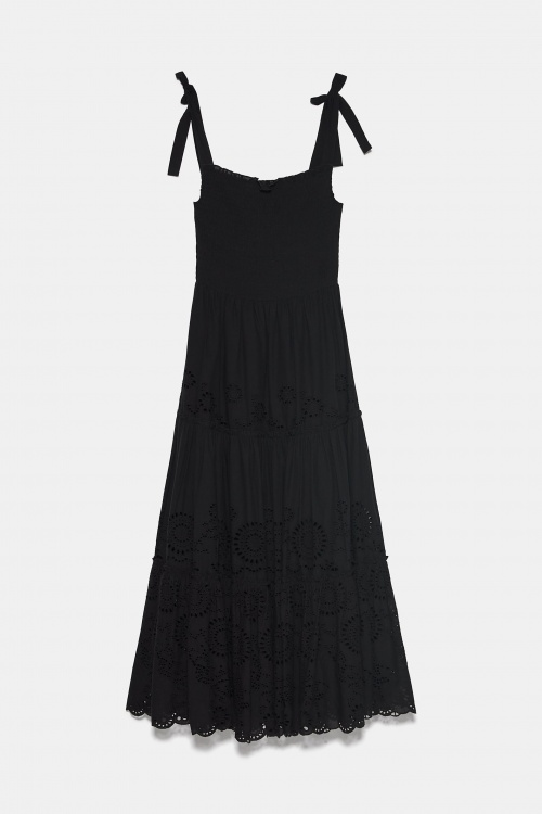 Zara - Robe à bretelles