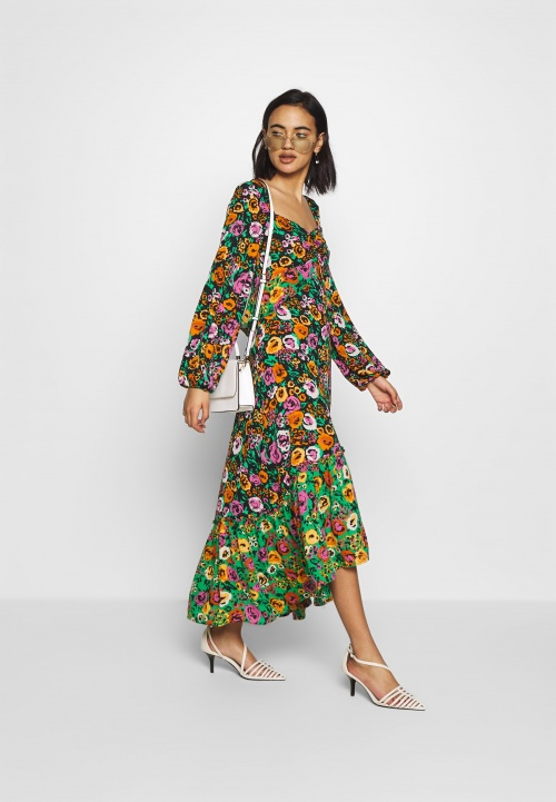 Who What Wear - Robe maxi