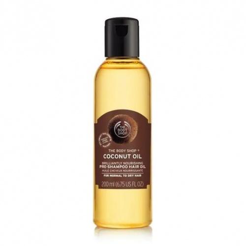 The Body Shop - Huile Cheveux Nourrissante Noix de Coco