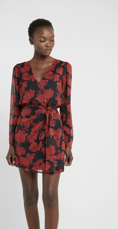 The Kooples - Robe à fleurs
