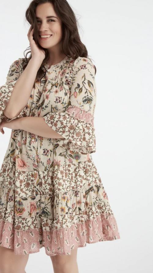 MS Mode - Robe babydoll