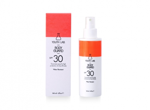 Youth Lab - Body Guard Spray Solaire Waterproof SPF 30