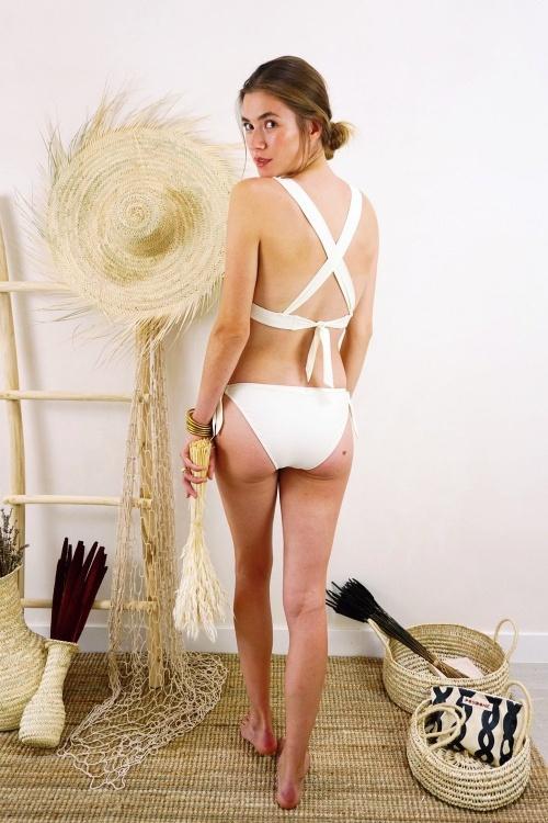 Posidonie - Haut de bikini