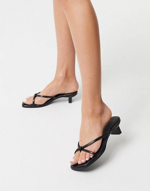 ASOS DESIGN - Tongs à talons
