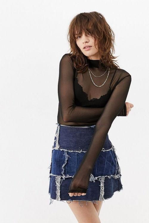 Urban Outfitters - Top transparent
