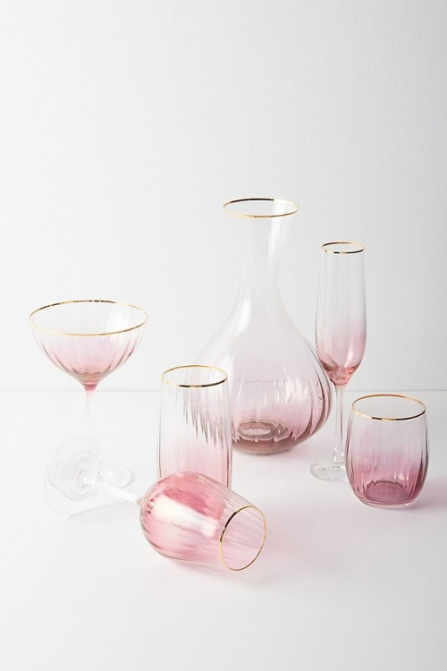 Anthropologie - Verre à vin