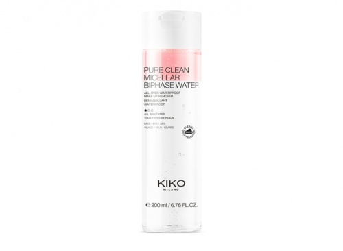 Kiko Cosmetics - Pure Clean Micellar Biphase Water