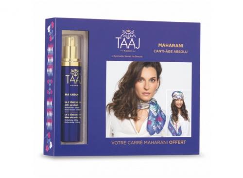 Taaj - Coffret Maharani