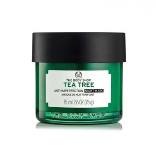 The Body Shop - Tea Tree Anti-Imperfection Night Mask 75ml Tea Tree Anti-Imperfection Night Mask