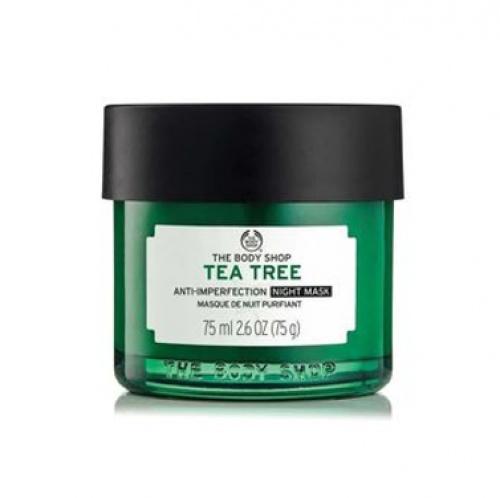 The Body Shop - Tea Tree Anti-Imperfection Night Mask 75ml Tea Tree Anti-Imperfection Night Mask