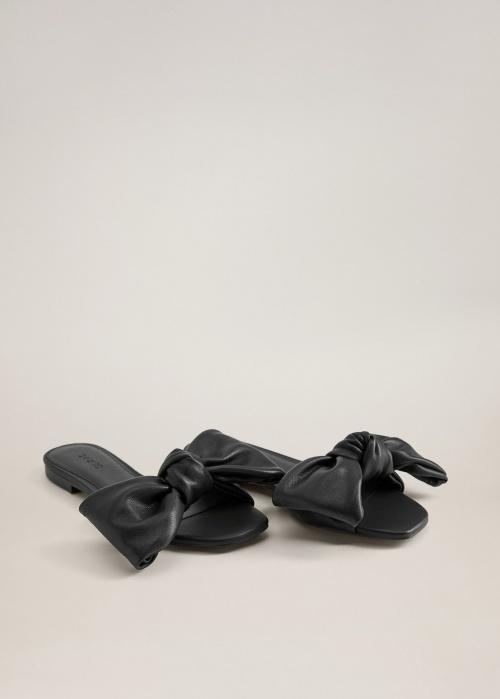 Mango - Sandales noeud