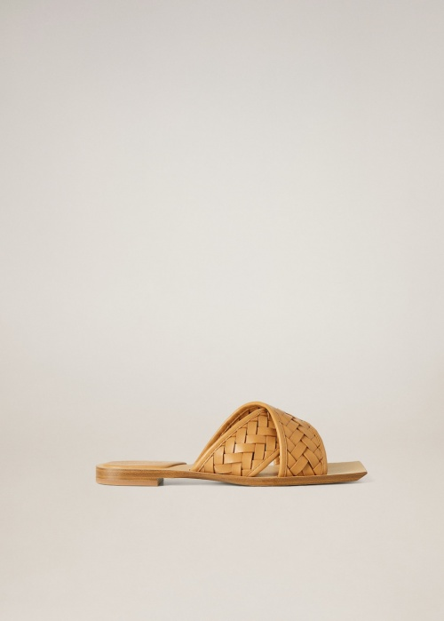 Mango - Sandales tréssées