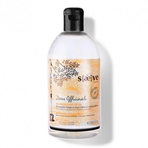 Saeve - Eau Micellaire Détox – 500 ml