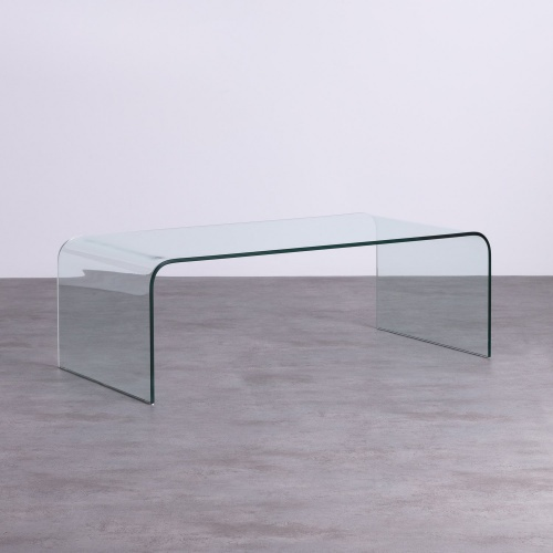 The Masie - Table basse en verre