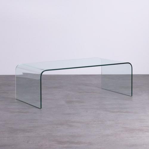 The Masie - Table basse en verre