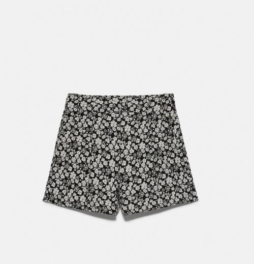 Zara - Short à fleurs