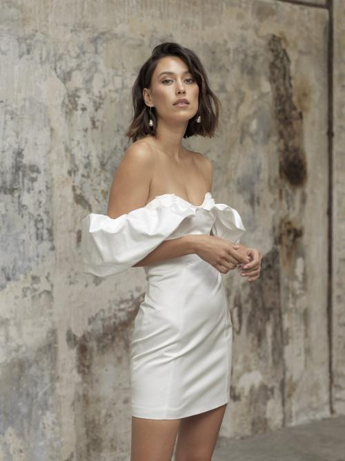 Rime Arodaky - Robe épaules dénudées