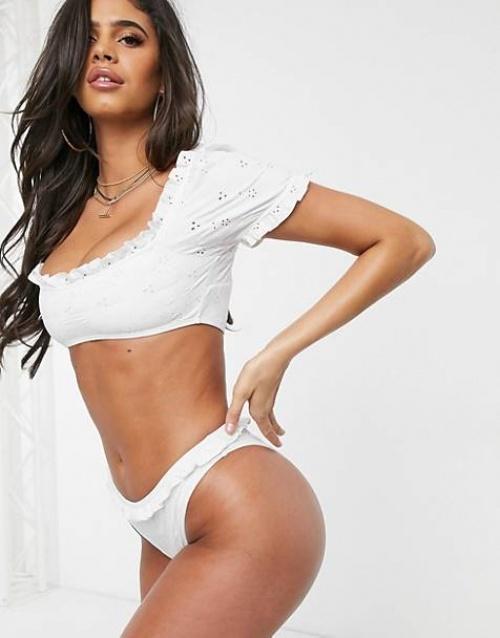 ASOS DESIGN - Haut de bikini